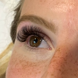 russian volume lashes